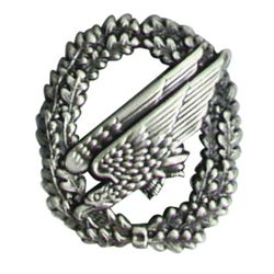 Odznak BW na baret FALLSCHIM JÄGER
