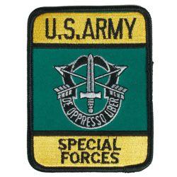 Nášivka pøíslušnosti US textil SP.FORCES