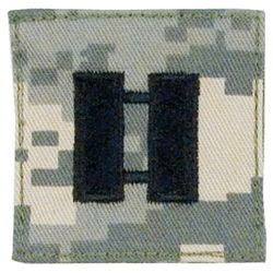 N�ivka hodnosti VELCRO CAPTAIN ARMY ACU DIGITAL