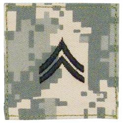 Nášivka hodnosti VELCRO CORPORAL ARMY ACU DIGITAL
