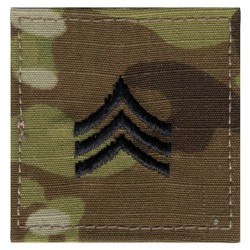 Nášivka hodnosti Sergeant VELCRO MULTICAM®