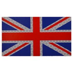 Nášivka IFF IR vlajka GB velcro BAREVNÁ