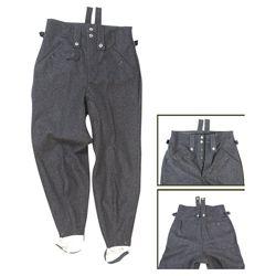 Kalhoty LW pilotní M43 repro