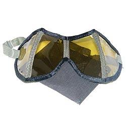 Brýle WH skládací v pouzdøe ŽLUTÉ