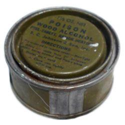 Podpalovaè v plechovce US WWII orig.