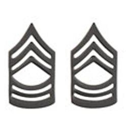 Odznak hodnosti US MST.SGT.MATT