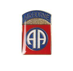 Odznak US 82nd AIRBORNE CREST