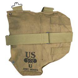 Obal na masku US M4A1 KHAKI originál nový