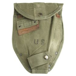 Obal na lopatku US M56 originál použité