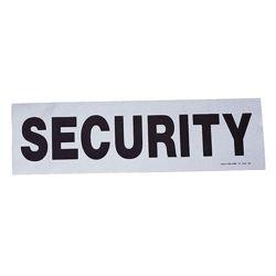 Nášivka reflexní SECURITY