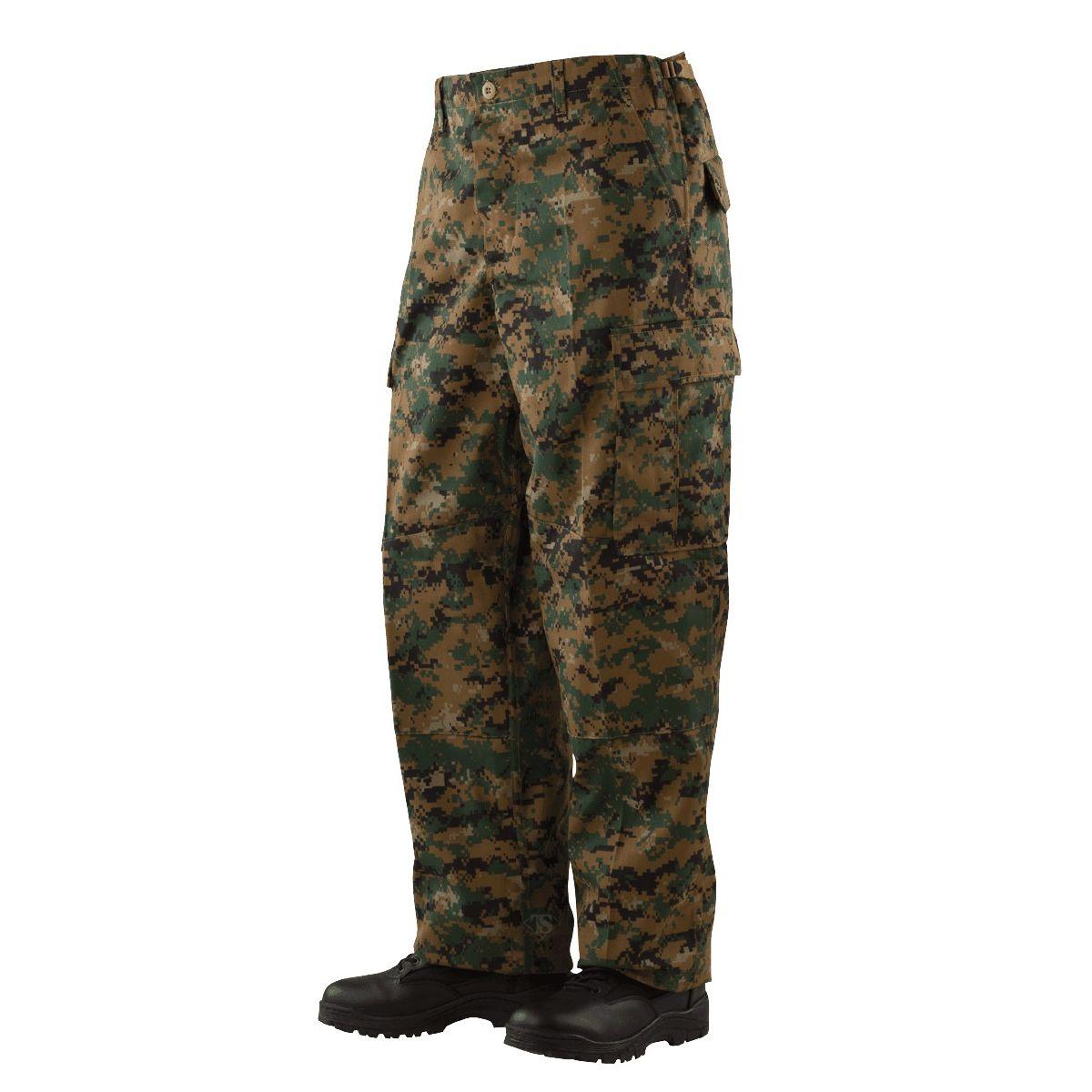 Kalhoty USMC DIGITAL WOODLAND (MARPAT)