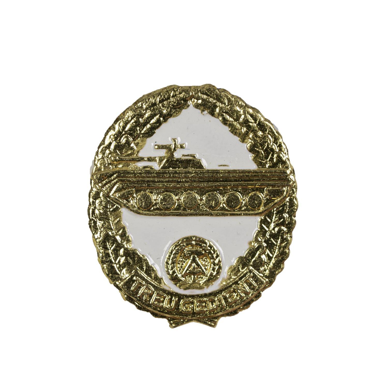 Odznak NVA TREU GEDIENT original