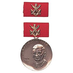 Medaile vyznamenání GST  E.SCHNELLER  BRONZOVÁ