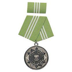 Medaile vyznamenání MDI  F.TREUE DIENSTE  10let STØÍBRNÁ