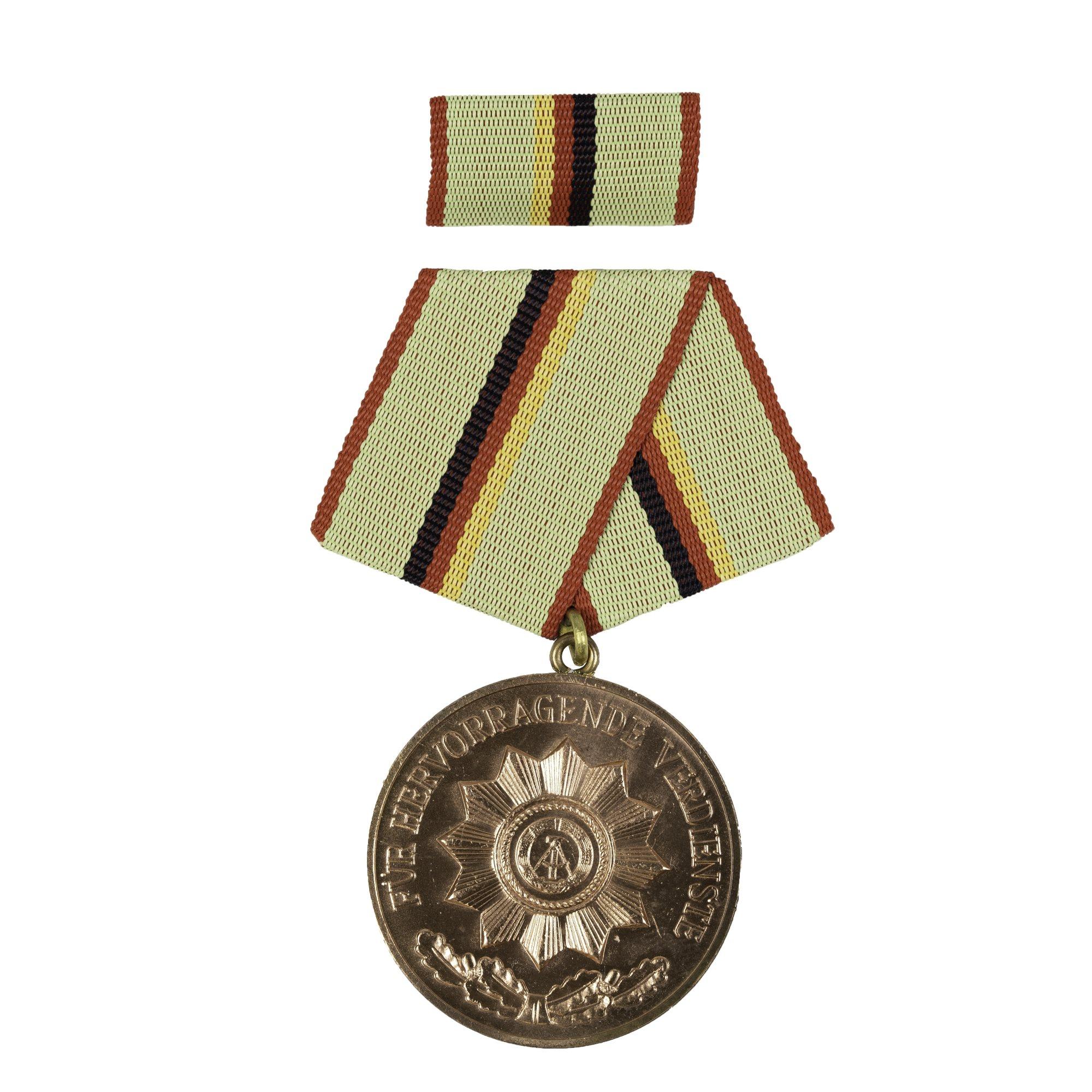 Medaile vyznamenání MDI VERDIENSTMEDAILLE BRONZ