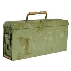 Bedna na munici WH 1941 originál použitá