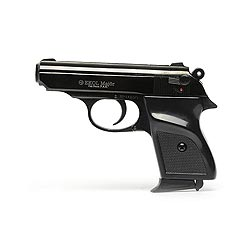 Plynová pistole EKOL Major cal. 9 mm ÈERNÁ