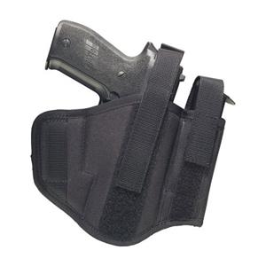 Pouzdro na pistol  a zásobník opaskové 202-3/Z ÈERNÉ