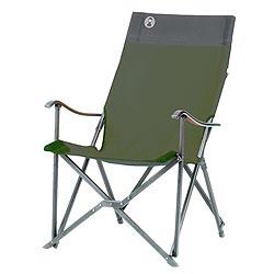 Židle skládací Sling ZELENÁ