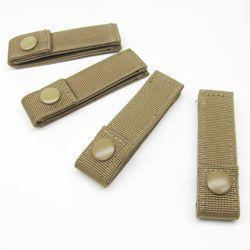 doprodej Poutka pro upevnìní výstroje MODULAR 10cm/4ks TAN