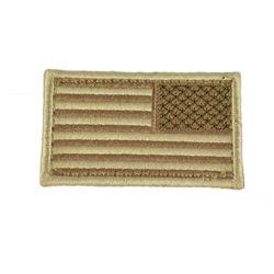 Nášivka vlajka US revers A-TACS AU
