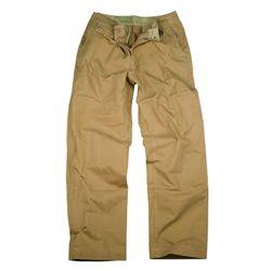 Kalhoty VINTAGE CHINO KHAKI