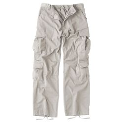 Kalhoty VINTAGE PARATROOPER STONE