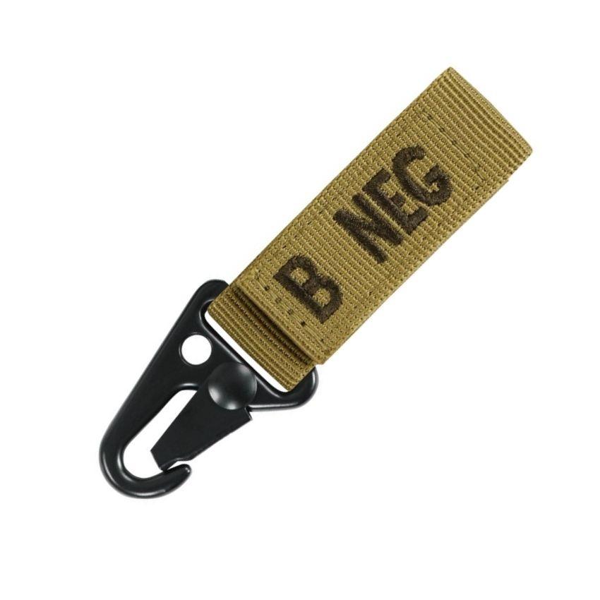 Klíèenka B NEG COYOTE