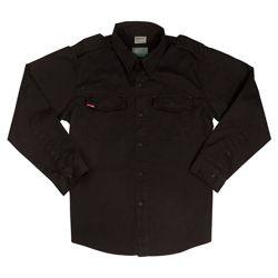 Košile VINTAGE FATIGUE  ÈERNÁ