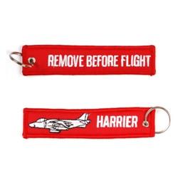 Klíèenka REMOVE BEFORE FLIGHT / HARRIER