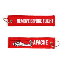 Klíèenka REMOVE BEFORE FLIGHT / APACHE