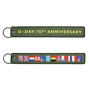 Klíèenka D-DAY 75. výroèí ZELENÁ