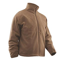Mikina POLAR FLEECE COYOTE