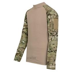 Košile taktická COMBAT Cordura rip-stop MULTICAM