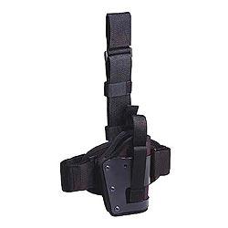 Pouzdro stehenní DASTA na pistol GLOCK 19, CZ 75 DC