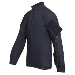 Košile taktická COMBAT TRU XTREME rip-stop ÈERNÁ