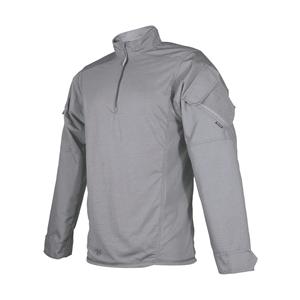 Košile taktická URBAN FORCE TRU 1/4 ZIP ŠEDÁ