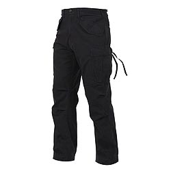 Kalhoty VINTAGE US M65 FIELD ÈERNÉ