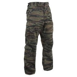 Kalhoty VINTAGE PARATROOPER TIGER STRIPE CAMO