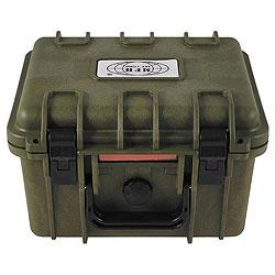 Box pøepravní vodotìsný s výplní 27x24x17cm