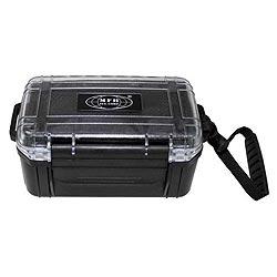 Box vodotìsný s provázkem / prùhledné víèko
