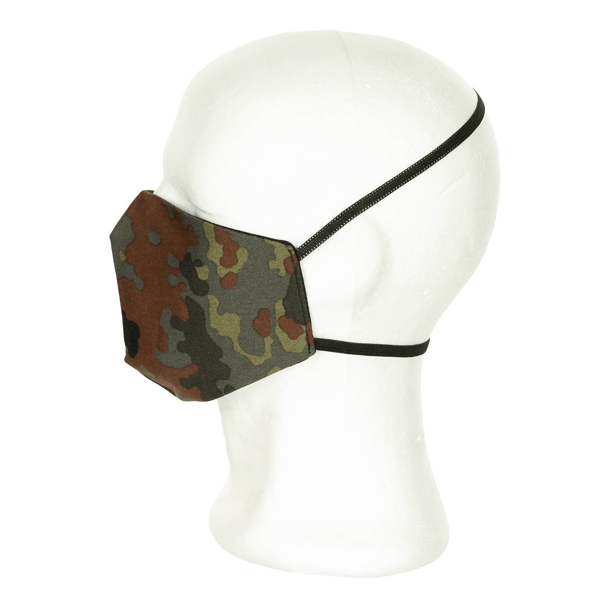 Rouška pro zakrytí úst a nosu maskovaná FLECKTARN
