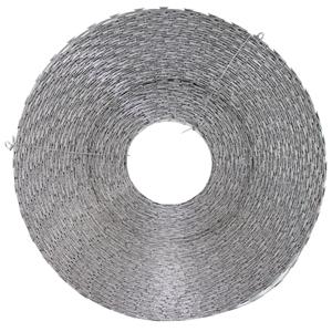 Drát žiletkový prùmìr 30cm / 120m pozinkovaný