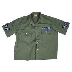 doprodej Košile BDU VINTAGE ARMY AIR ZELENÁ