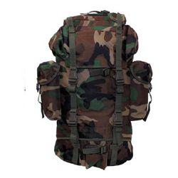 Batoh bojový BW 65l Mod. WOODLAND