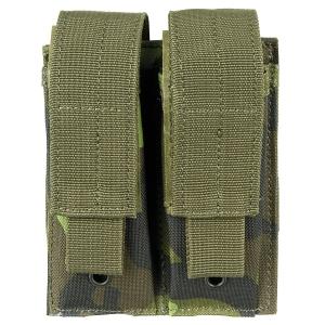 Sumka MOLLE na dva pistolové zásobníky vz.95 les
