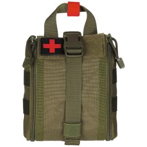 Pouzdro pro vybavení první pomoci MOLLE ZELENÉ