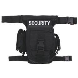 Pouzdro stehenní HIP BAG SECURITY ÈERNÉ
