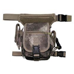 Pouzdro stehenní HIP BAG HDT-camo