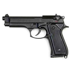 Plynová pistole BRUNI mod. 92 cal. 9 mm ÈERNÁ